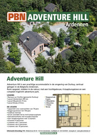 PBN Adventuer Hill Factsheet